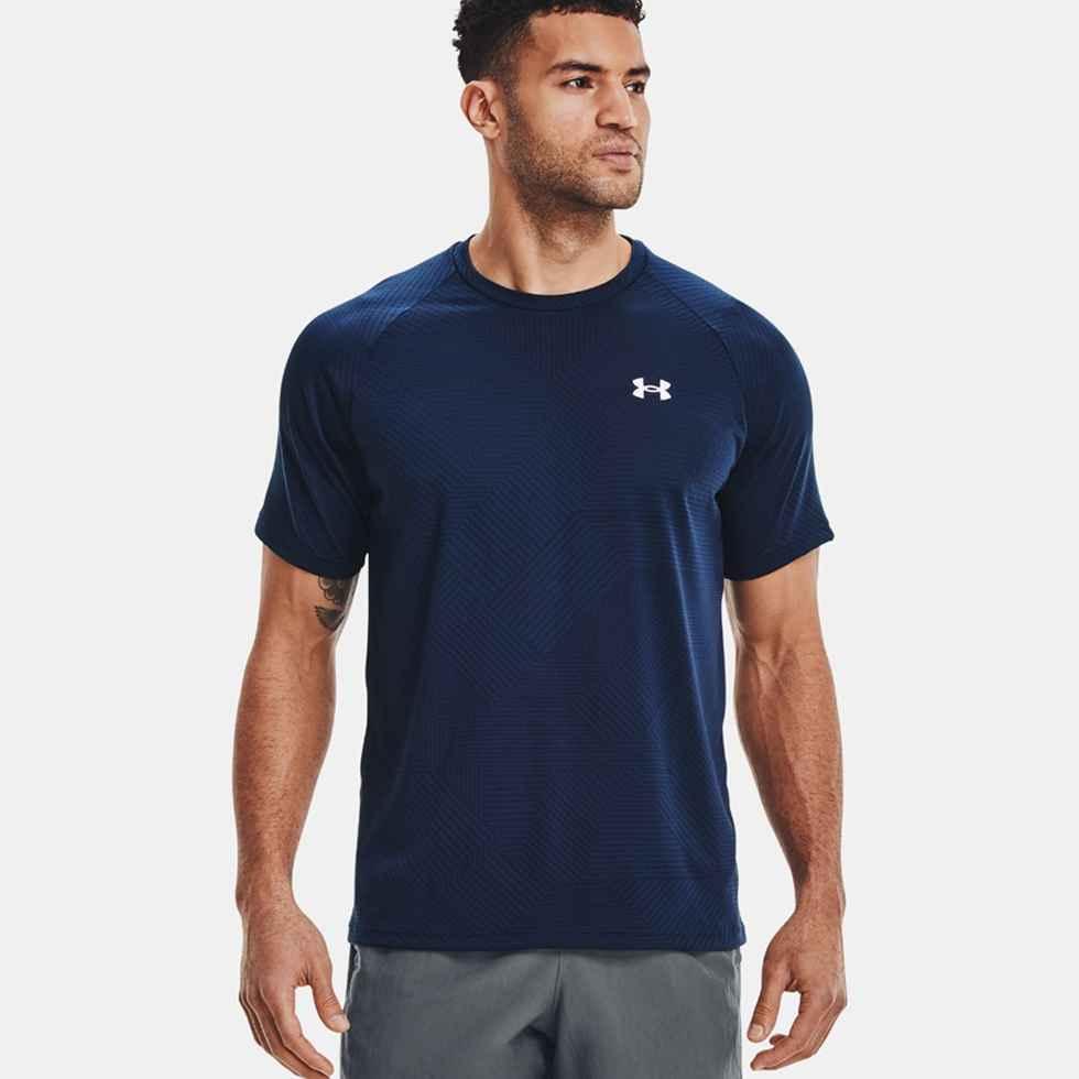 UnderArmour-tops-mens-UA-velocity-2.0-jacquard-short-sleeve-1331729-EliteGearSports-2